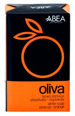 OLIVA Seife - Olivenöl & Orange von ABEA Kreta