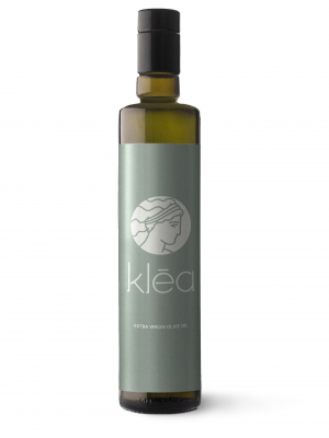 Klea - Extra natives Frühernte Olivenöl aus den Olivenhainen der Halbinsel Halkidiki 500ml