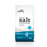 Meersalz aus Messolonghi von Salt Odyssey (fein)
