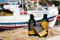 OLIVA Shampoo - Olivenöl & Honig von ABEA Kreta
