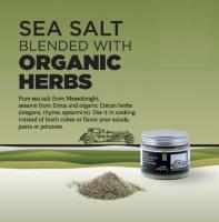 Meersalz-Gewürzmischung von Salt Odyssey