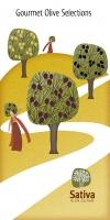 Kalamata Oliven mit Stein von SATIVA