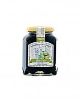 Süß eingelegte Oliven als Löffel-Dessert