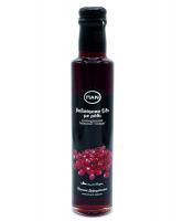 Granatapfel-Balsamico Essig von Zafiropoulos Vinegars 250ml