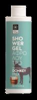 Eselsmilch Duschgel mit Olivenöl, Aloe Vera, Sanddorn Öl & Provitamin B5