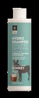 Eselsmilch Shampoo mit Olivenöl, Aloe Vera, Sanddorn Öl & Provitamin B5