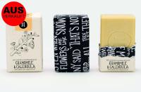 Handgemachte Kretische Bio-Olivenöl Seife mit Kamille, Ringelblume und Avocado von HELLEO