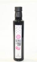 Bio-Petimezi (Traubenmelasse) mit Bio-Granatapfelsaft von KARAGELIS aus der Peloponnes 250ml