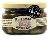 Marrianas BIO-Ntolmadakia (Handgefüllte BIO-Weinblätter) 200g