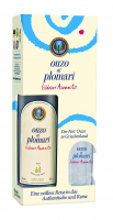 Plomari Ouzo mit Ouzo Glas - Issidoros Arvanitis