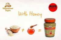 Tahini mit griechischem Honig